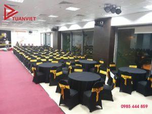 thuê bàn ghế hội nghị Hà nội
