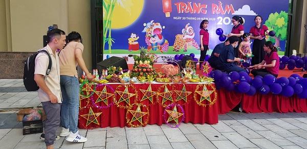 Hình ảnh 2. Dịch vụ tổ chức Trung thu ở Tuấn Việt