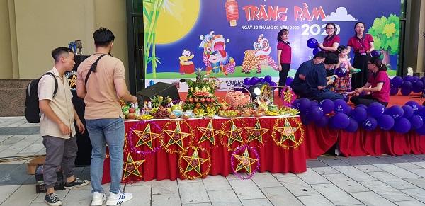 Hình ảnh 3. Dịch vụ tổ chức Trung thu ở Tuấn Việt