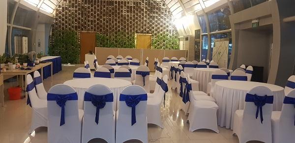 Dịch vụ tổ chức Trung thu ở Tuấn Việt cung cấp ghế ngồi