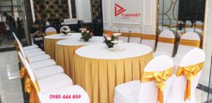 cho thuê ghế banquet giá rẻ