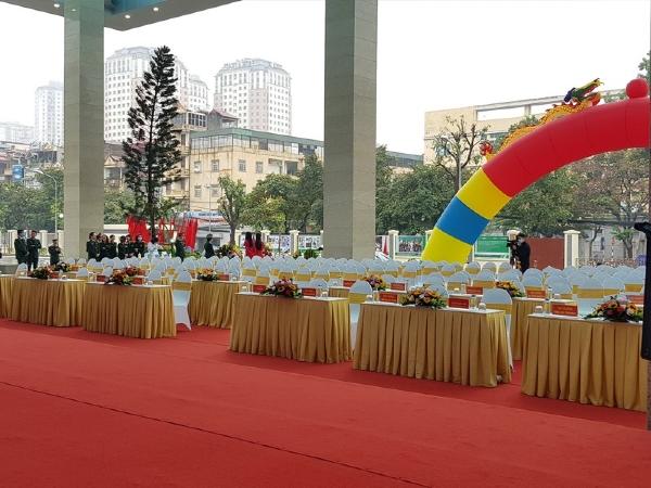 Công ty Cổ phần Truyền thông Tuấn Việt sẽ phối hợp lên kế hoạch tổ chức từ A-Z