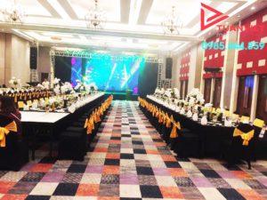 Cho thuê bàn ghế banquet tại Hà Nội