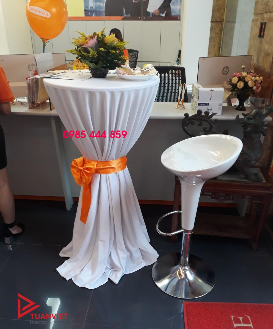 Cho thuê bàn ghế BAR giá rẻ tại Hà Nội
