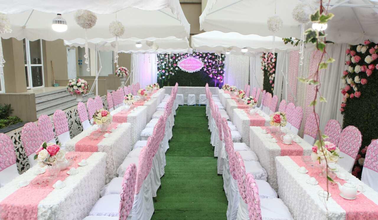 Cho thuê bàn ghế đám cưới