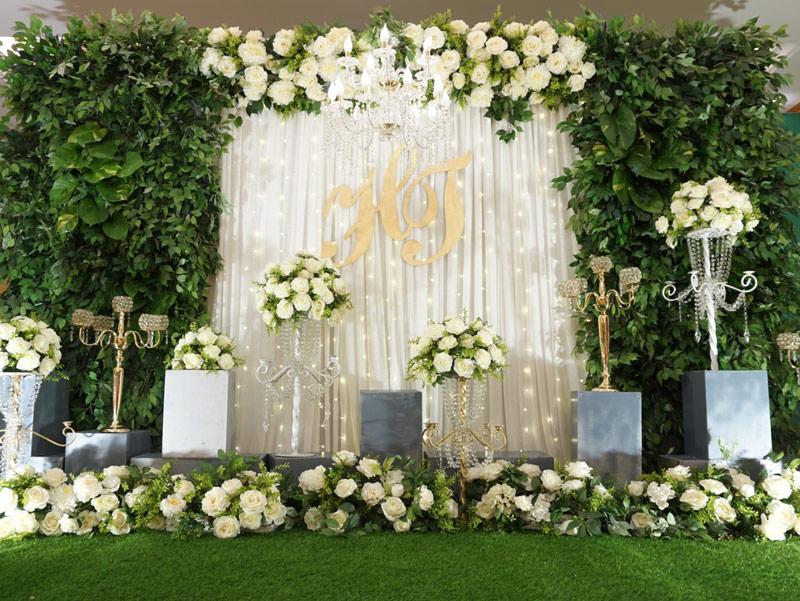 Thuê backdrop đám cưới