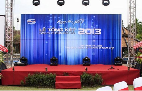Lễ tổng kết được đồng tổ chức bởi Công ty Cổ phần Truyền thông TUẤN VIỆT
