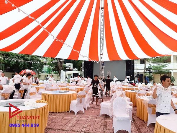 Dù sự kiện nhân ngày kỷ niệm 30 năm thành lập Trường THPT Kim Liên
