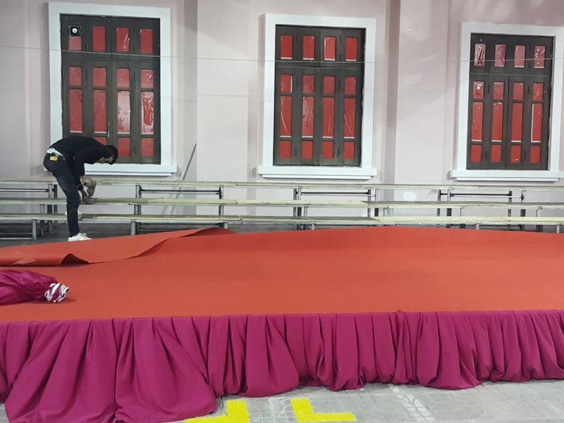 Dịch vụ cho thuê sân khấu đa dạng tại Tuấn Việt Media