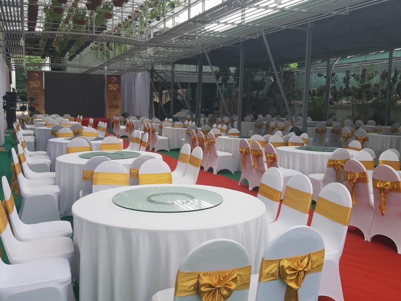 Tổ chức Gala Dinner chuyên nghiệp, trọn vẹn, ấn tượng