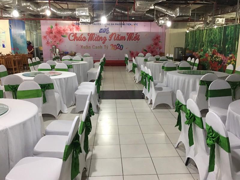 Tuấn Việt Media: Tổ chức tiệc tất niên Year End Party