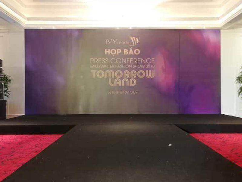 Cập nhật bảng giá thuê khung backdrop mới nhất 2021