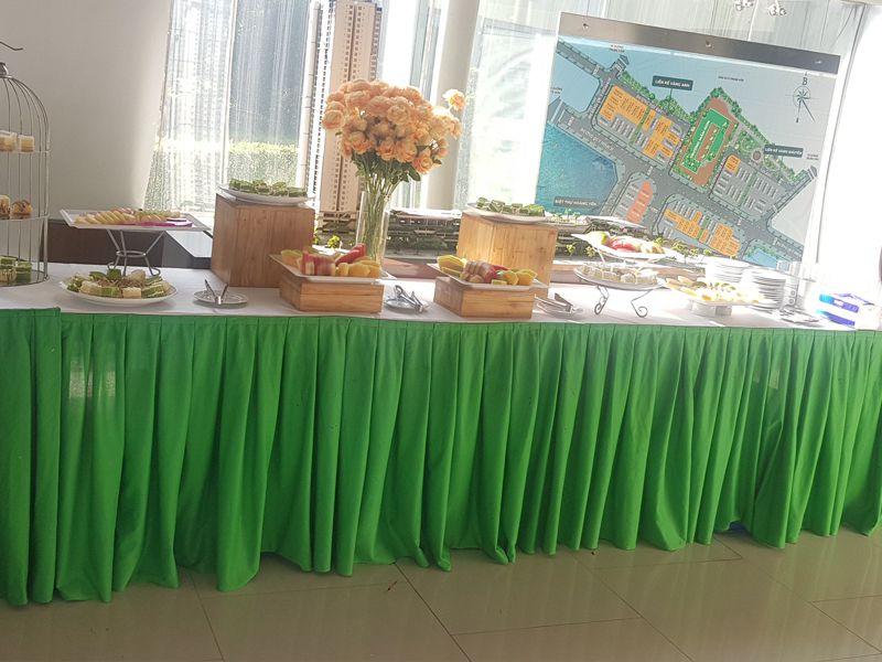 Giới thiệu dịch vụ tiệc trà uy tín tại Hà Nội