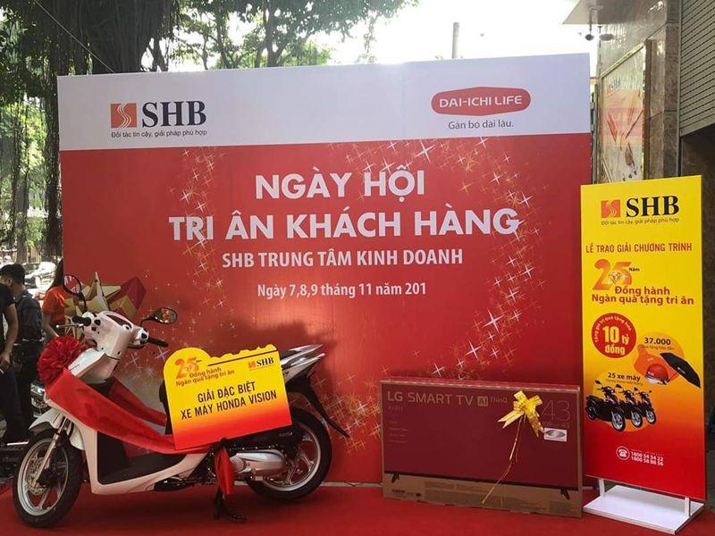 Thuê khung backdrop tại Hà Nội giá bao nhiêu?