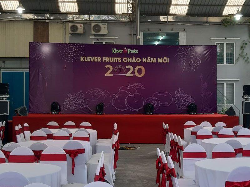 Thuê dịch vụ tổ chức sự kiện trọn gói tại Hà Nội giá bao nhiêu?