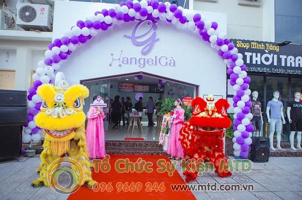 Công ty tổ chức sự kiện Hà Nội MTD