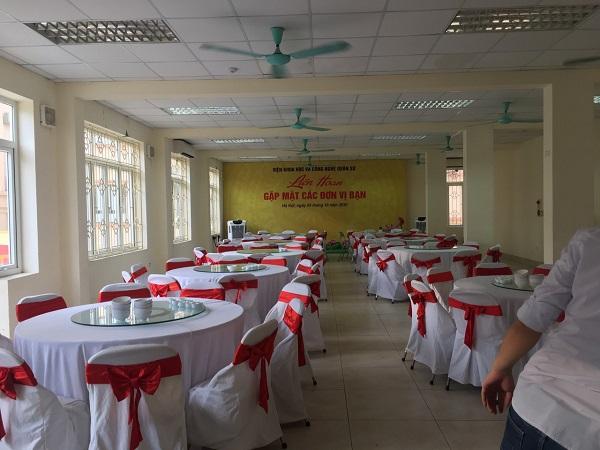 Hình 2. Tuấn Việt tổ chức tiệc tất niên thân mật cho doanh nghiệp