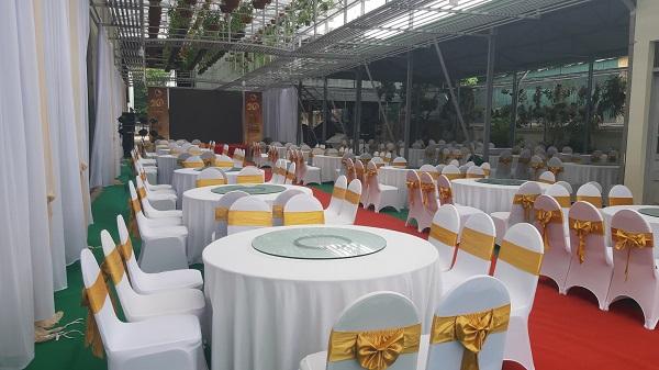Hình 3. Tuấn Việt tổ chức tiệc tất niên độc đáo, sang trọng cho doanh nghiệp