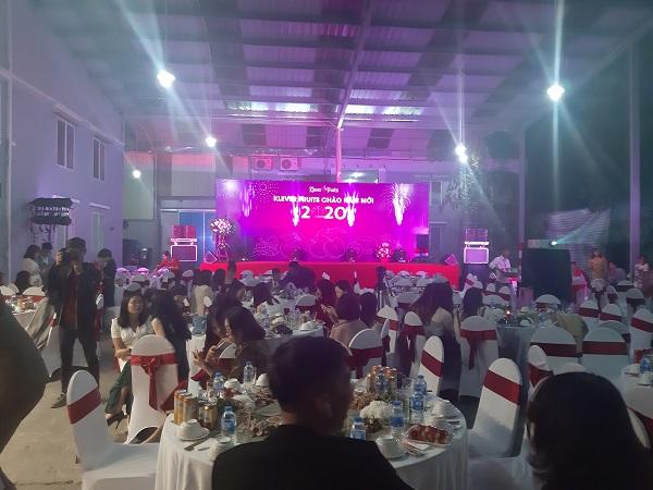 Hình 6. Tuấn Việt tổ chức tiệc cuối năm cho doanh nghiệp