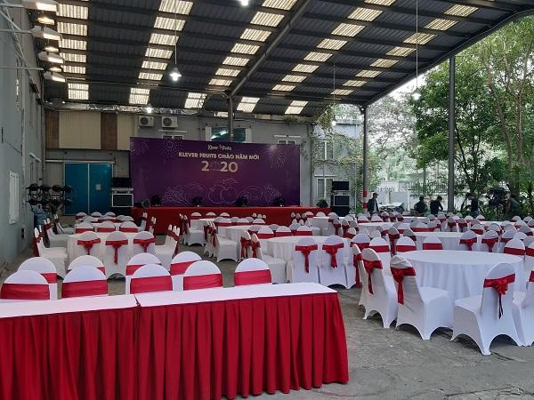 Hình 5. Tuấn Việt tổ chức tiệc cuối năm cho doanh nghiệp