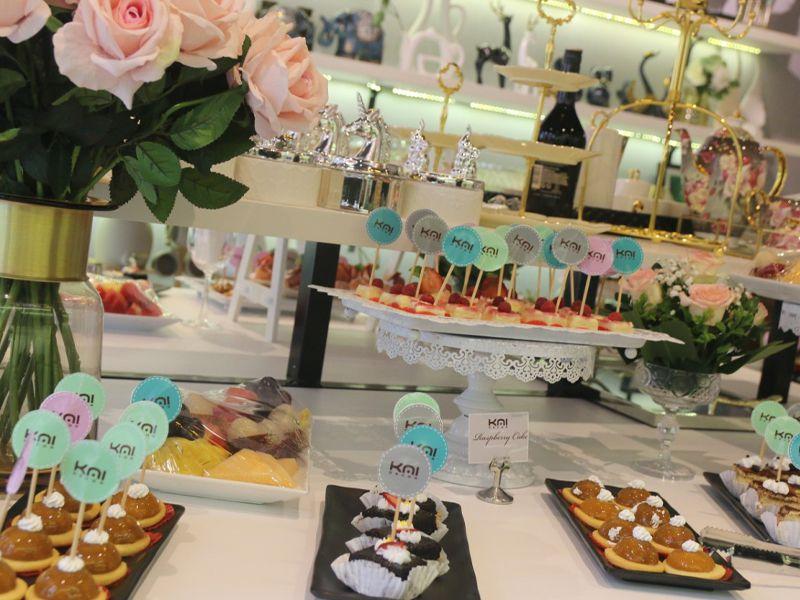 Tổ chức tiệc trà tại Hà Nội: kinh nghiệm giúp tiết kiệm chi phí nhất