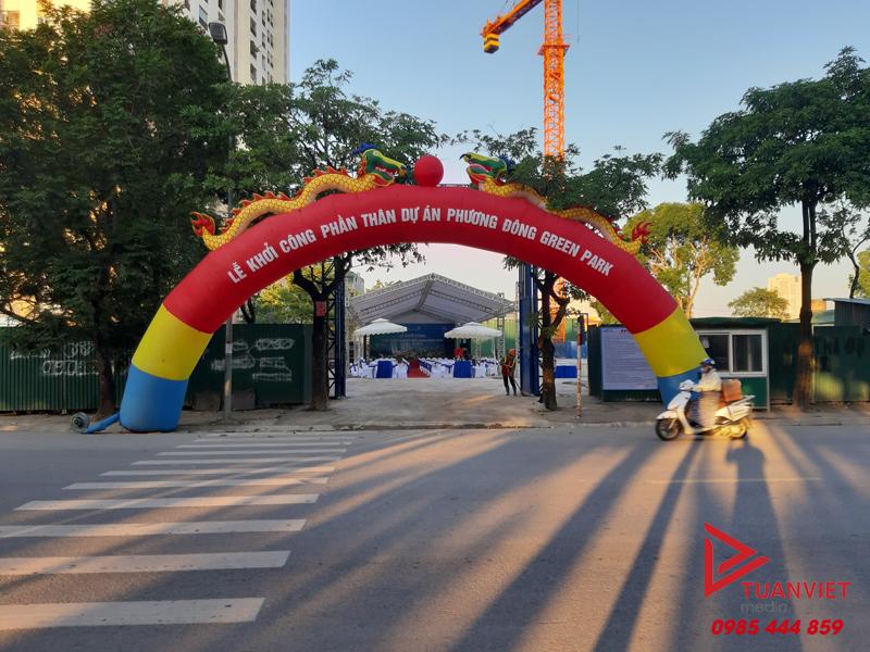 Đơn vị tổ chức lễ khởi công uy tín nhất tại Hà Nội