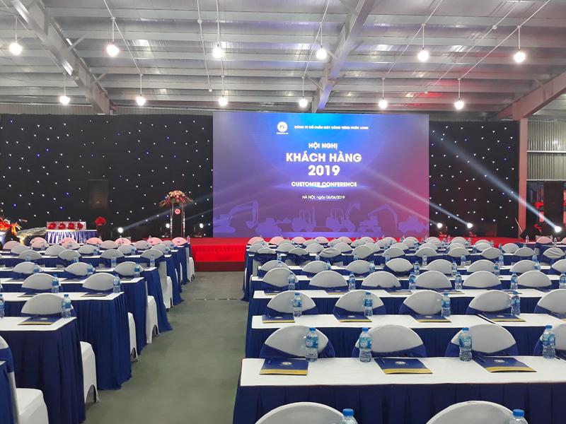Đơn vị cho thuê bàn ghế tại Gia Lâm, Hà Nội giá rẻ nhất