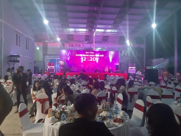 Tổ chức sự kiện Gala Dinner chuyên nghiệp
