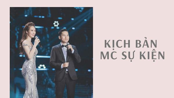 Kịch bản MC chương trình Gala Dinner hay và chuyên nghiệp nhất