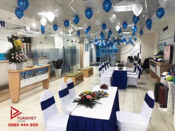Buổi tiệc cuối năm được tổ chức giúp xây dựng văn hóa doanh nghiệp